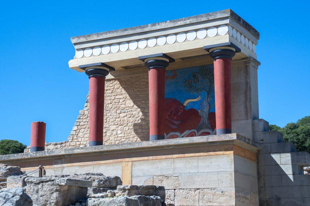 Ruinen von Knossos